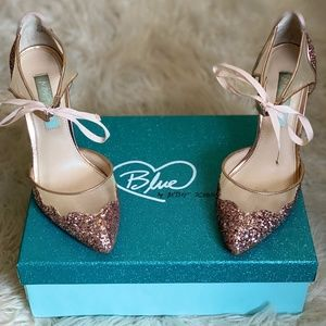 Blue by Betsey Johnson SB-STELA Champagne